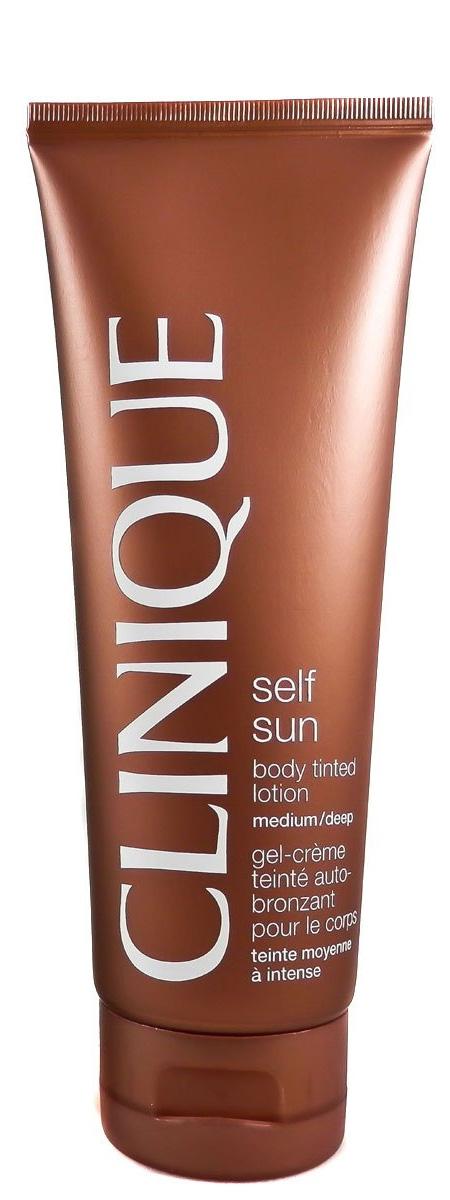 Clinique - Self Sun, Gel crème Teinté