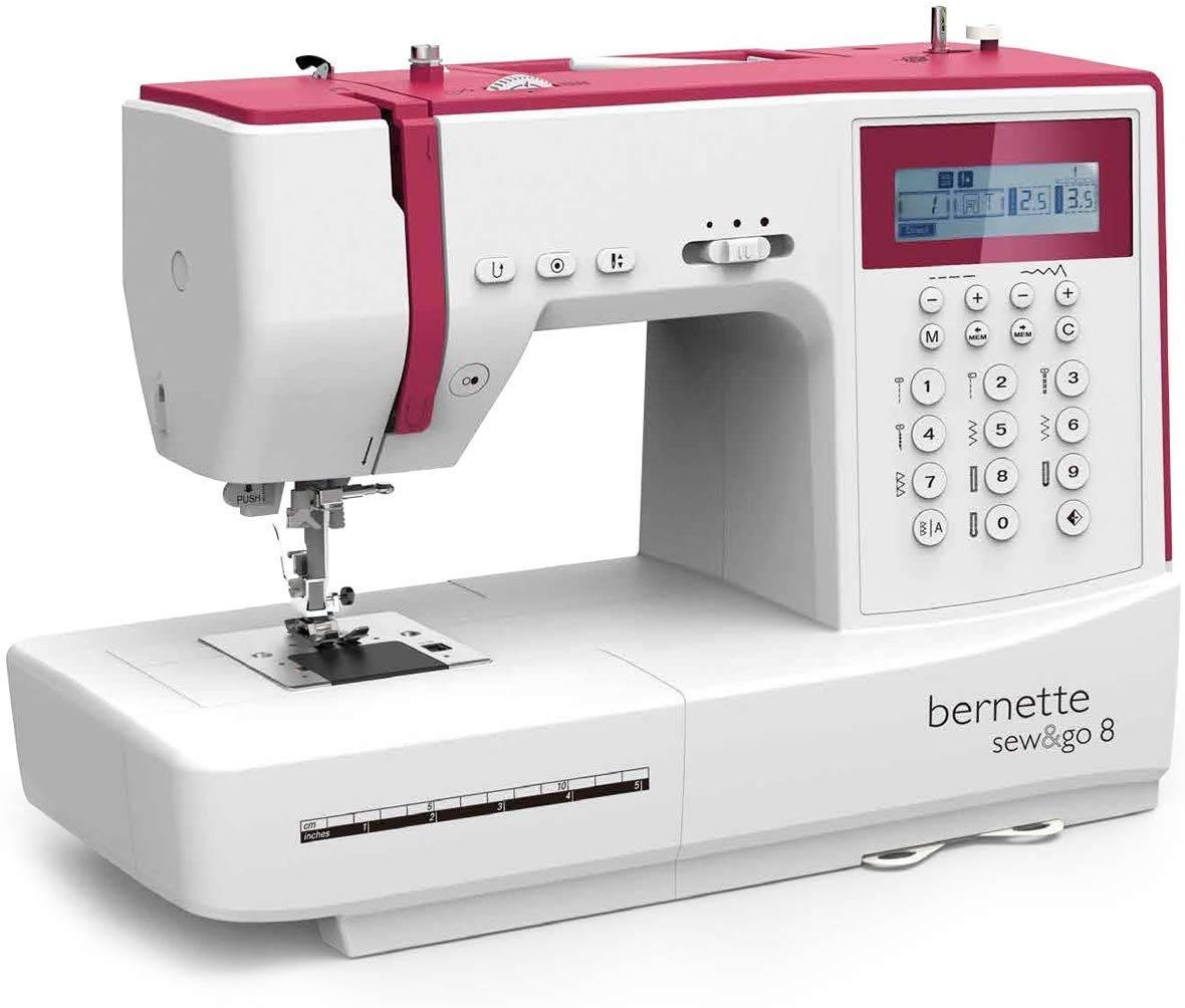 Bernette Sew & Go 8 - Machine à coudre