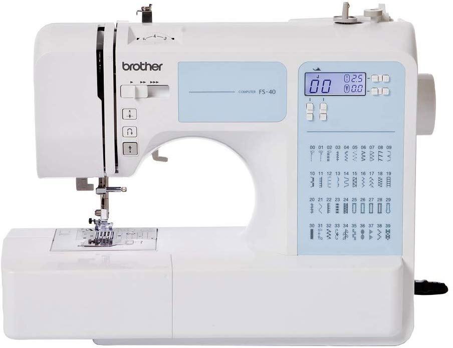 Brother FS 40 Machine à coudre électronique