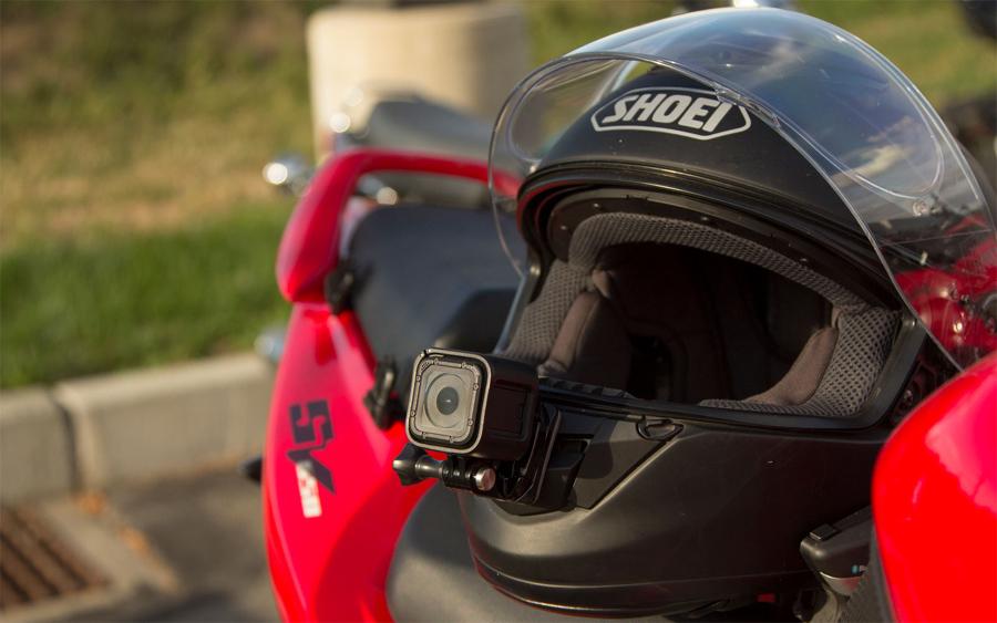 Camera Embarquee Pour Moto