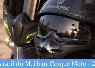 ▷ Comparatif du Meilleur Casque Moto – Guide d'achat ultime 2020