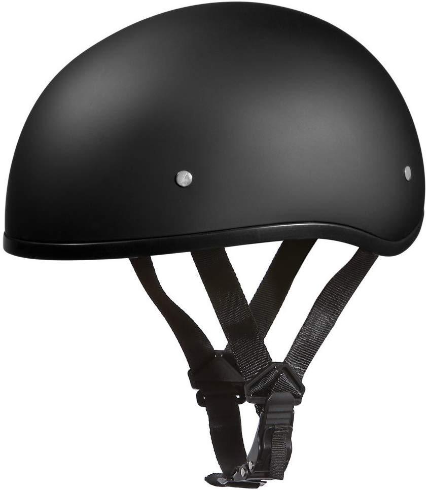 Daytona Helmets Slim Line Skull Cap D.O.T. Approved