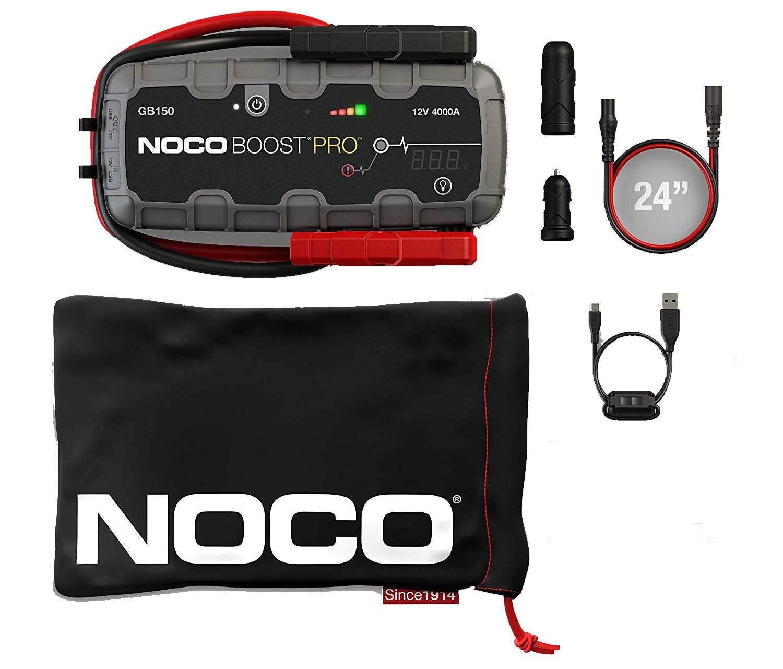 NOCO Boost Pro GB150 4000A 12V