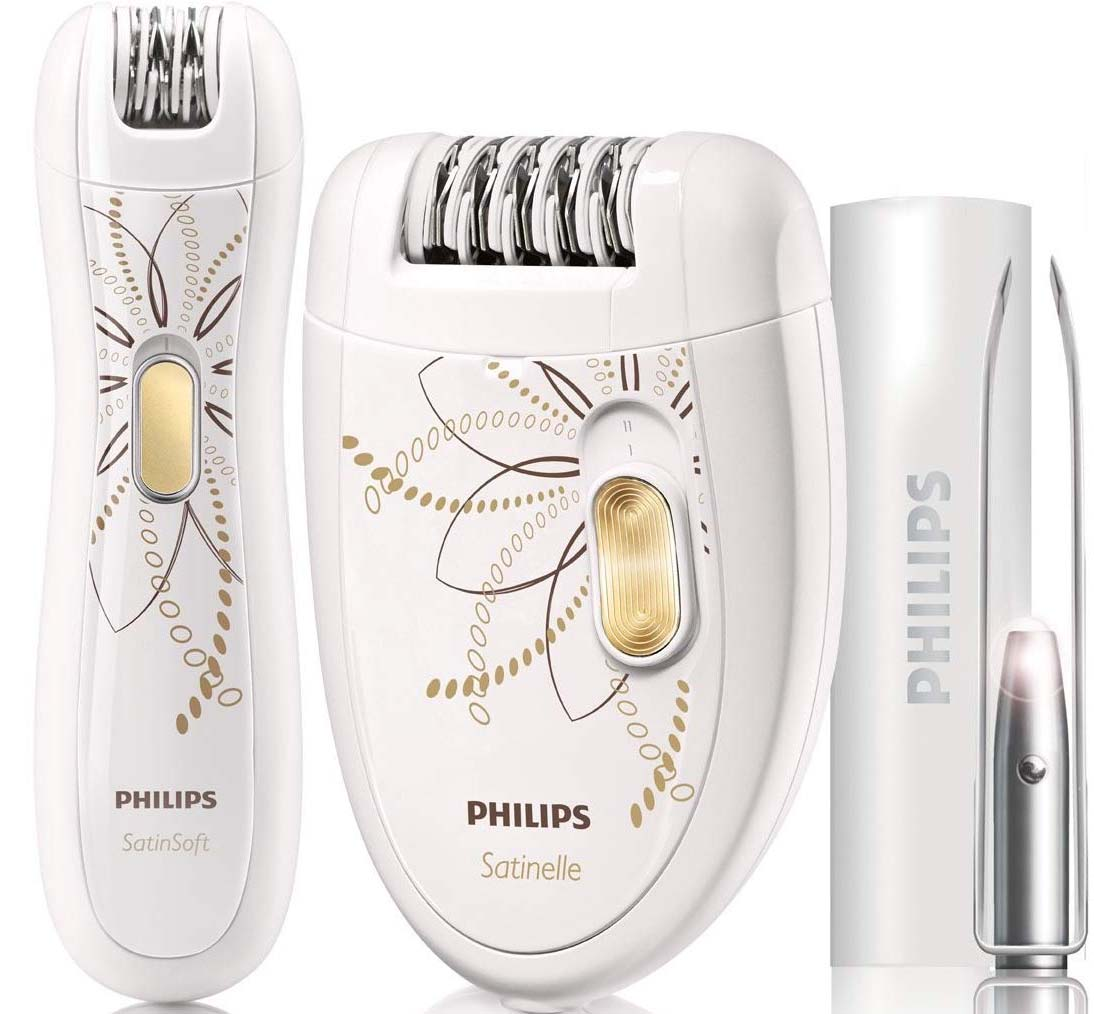Philips HP6540/00 Coffret d'Épilation