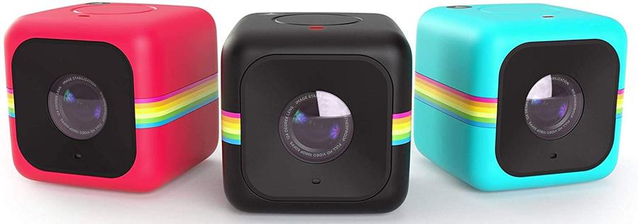 Polaroid Cube HD 1080 p