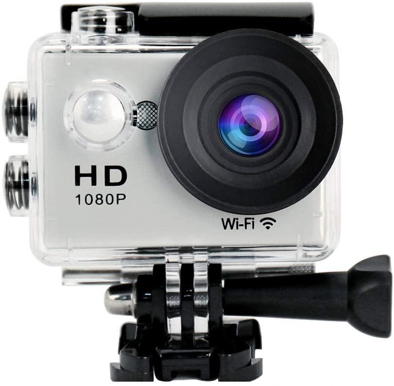 Yuntab W9 Action WIFI Caméra