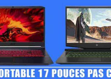 Meilleurs PC portable 17 pouces pas cher 2020 – [Comparatif]